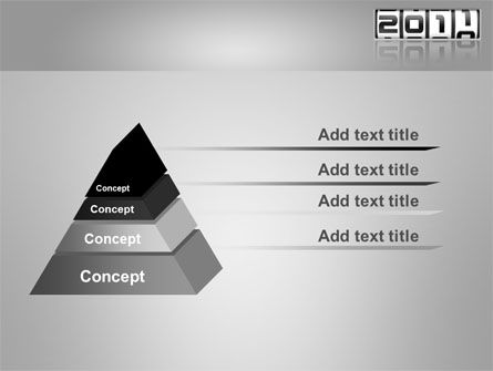 2011 Timer PowerPoint Template Slide 12