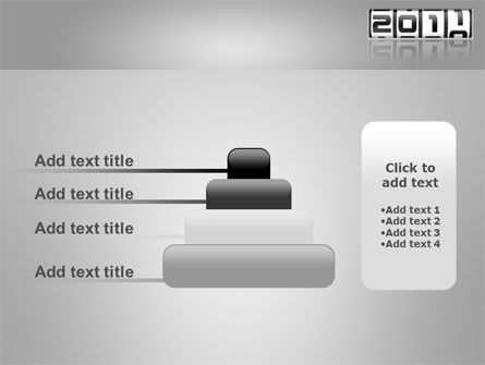 2011 Timer PowerPoint Template Slide 8