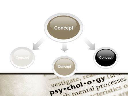 Definition Of Psychology PowerPoint Template, Slide 4, 08310, Technology and Science — PoweredTemplate.com