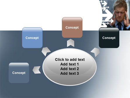 Business Trouble PowerPoint Template Slide 7