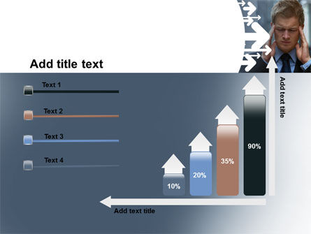 Business Trouble PowerPoint Template Slide 8
