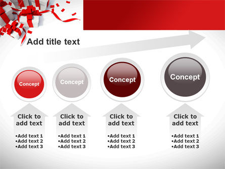 Wrapped Presents PowerPoint Template Slide 13