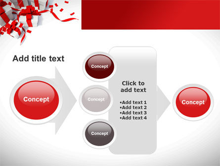 Wrapped Presents PowerPoint Template Slide 17