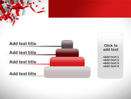 Wrapped Presents PowerPoint Template Slide 8