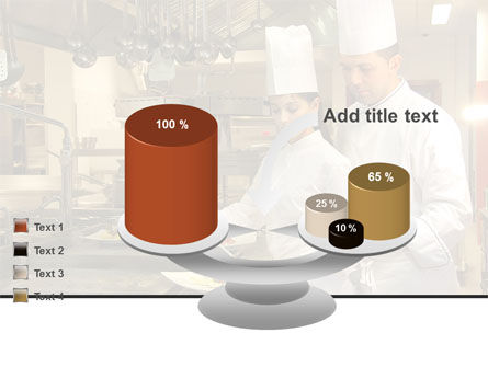 Female Chef PowerPoint Template Slide 10