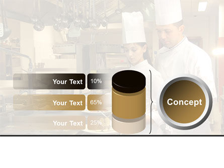 Female Chef PowerPoint Template Slide 11