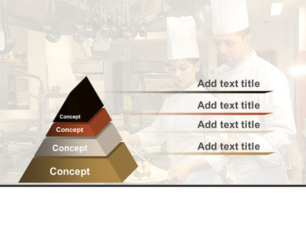 Female Chef PowerPoint Template Slide 12