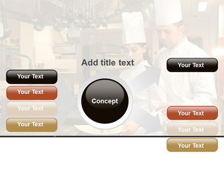 Female Chef PowerPoint Template Slide 14