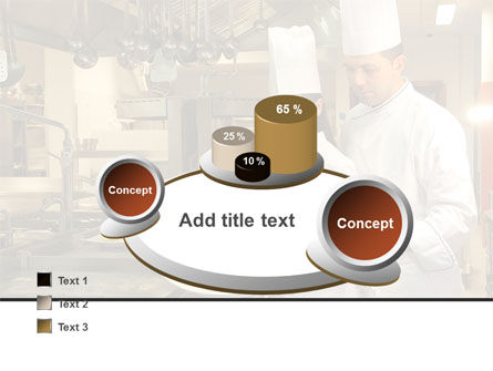 Female Chef PowerPoint Template Slide 16