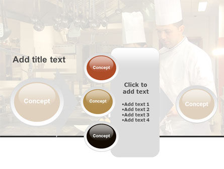 Female Chef PowerPoint Template Slide 17