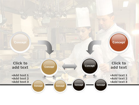 Female Chef PowerPoint Template Slide 19