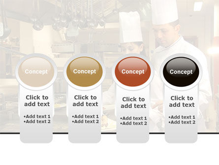 Female Chef PowerPoint Template Slide 5