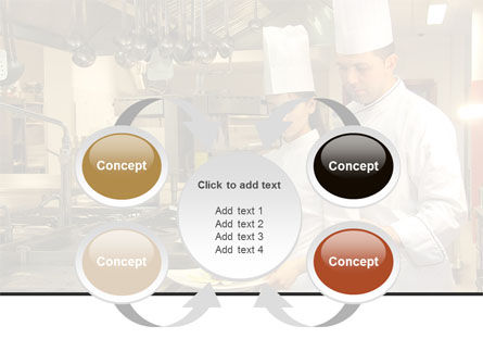 Female Chef PowerPoint Template Slide 6