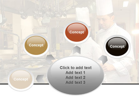 Female Chef PowerPoint Template Slide 7