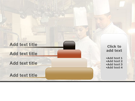 Female Chef PowerPoint Template Slide 8