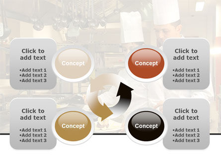 Female Chef PowerPoint Template Slide 9