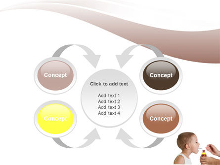 Cough Medicine PowerPoint Template Slide 6