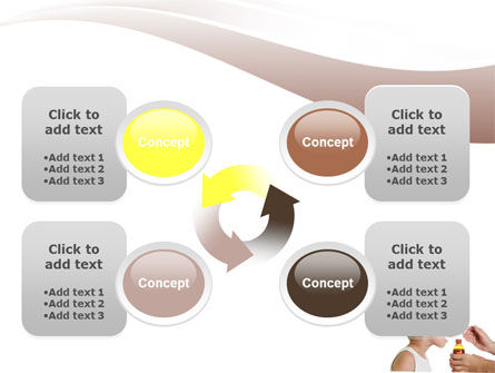 Cough Medicine PowerPoint Template Slide 9
