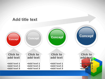 Fitting Pieces PowerPoint Template Slide 13