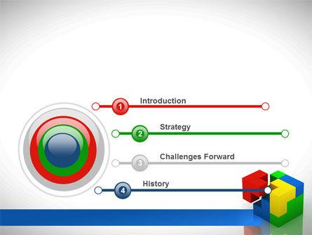 Fitting Pieces PowerPoint Template, Slide 3, 08326, Business Concepts — PoweredTemplate.com