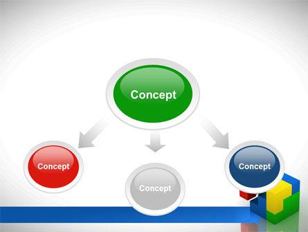 Fitting Pieces PowerPoint Template, Slide 4, 08326, Business Concepts — PoweredTemplate.com