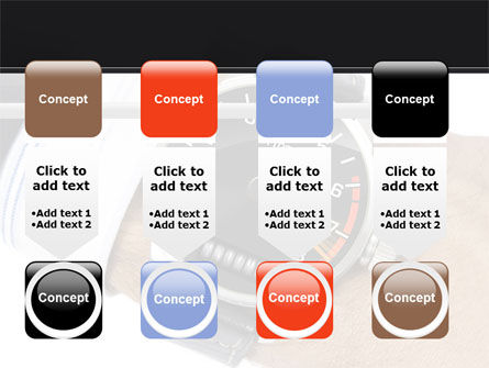 Clock Timer PowerPoint Template Slide 18