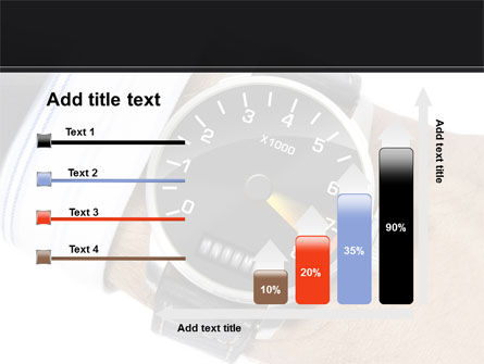 Clock Timer PowerPoint Template Slide 8