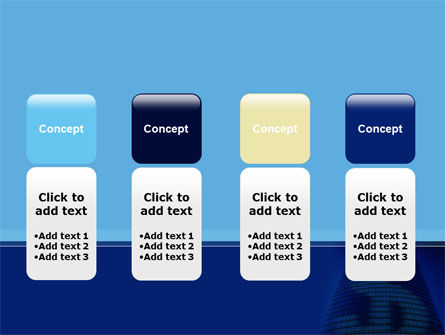 Bank PowerPoint Template Slide 5