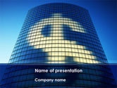 Financial/Accounting: Bank PowerPoint Template #08330