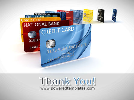 Credit Card For Long Range Payment PowerPoint Template Slide 20