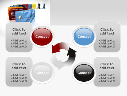 Credit Card For Long Range Payment PowerPoint Template Slide 9