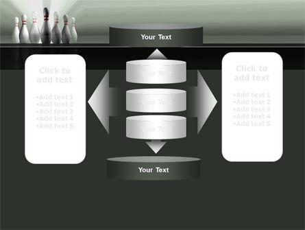 Ninepins PowerPoint Template Slide 13