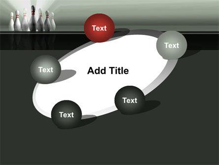 Ninepins PowerPoint Template Slide 14