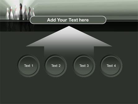 Ninepins PowerPoint Template Slide 8