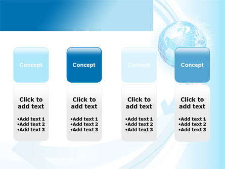 Global Changes PowerPoint Template Slide 5