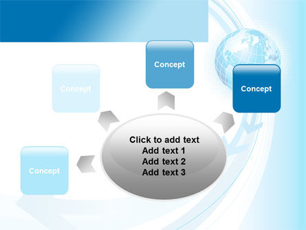 Global Changes PowerPoint Template Slide 7