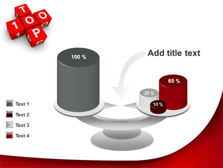 Top 100 PowerPoint Template Slide 10
