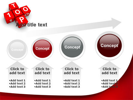 Top 100 PowerPoint Template Slide 13