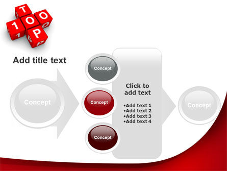 Top 100 PowerPoint Template Slide 17