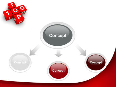 Top 100 PowerPoint Template Slide 4