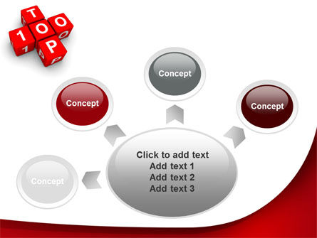 Top 100 PowerPoint Template Slide 7