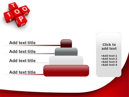 Top 100 PowerPoint Template Slide 8
