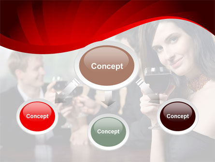 Drink Party PowerPoint Template Slide 4