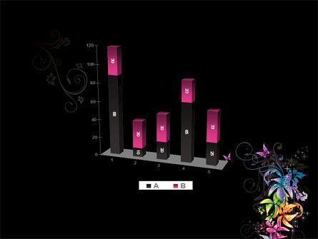Fancy Design Flowers PowerPoint Template Slide 17