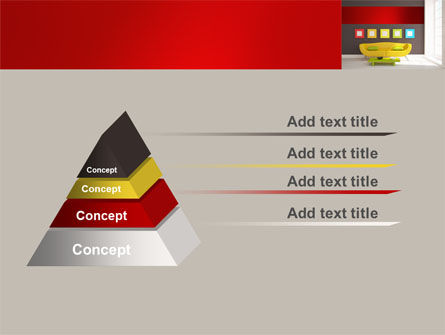 Yellow Couch PowerPoint Template Slide 12
