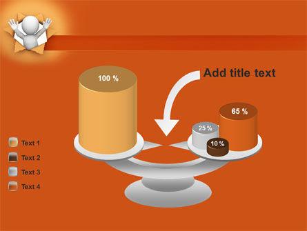 Breaking Through PowerPoint Template Slide 10