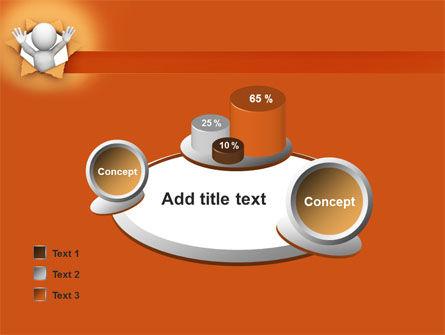 Breaking Through PowerPoint Template Slide 16
