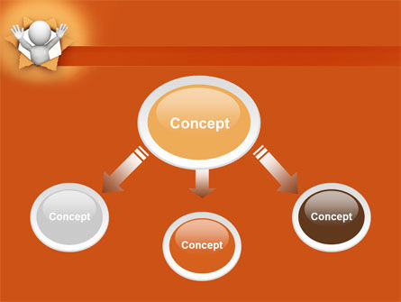 Breaking Through PowerPoint Template Slide 4