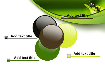 Ant PowerPoint Template Slide 10