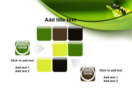 Ant PowerPoint Template Slide 16